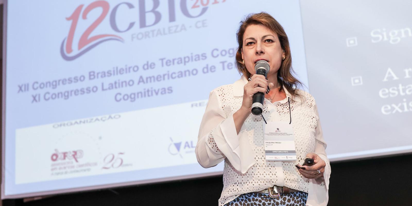 Crédito Foto - Federação Brasileira Terapias Cognitivas