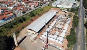 03.05.2021 Fotos drone Mercado da Zona Norte