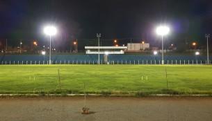 12.05.2021 Nova iluminação do Estádio Municipal 1