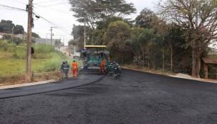 12.05.2021 Pavimentação das ruas entorno do lago Hipica Jaguari 2