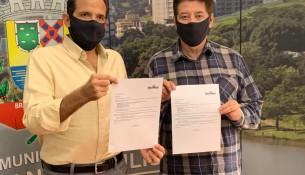 01.06.2021 Prefeitura de Bragança Paulista receberá R$ 350 mil de emenda parlamentar
