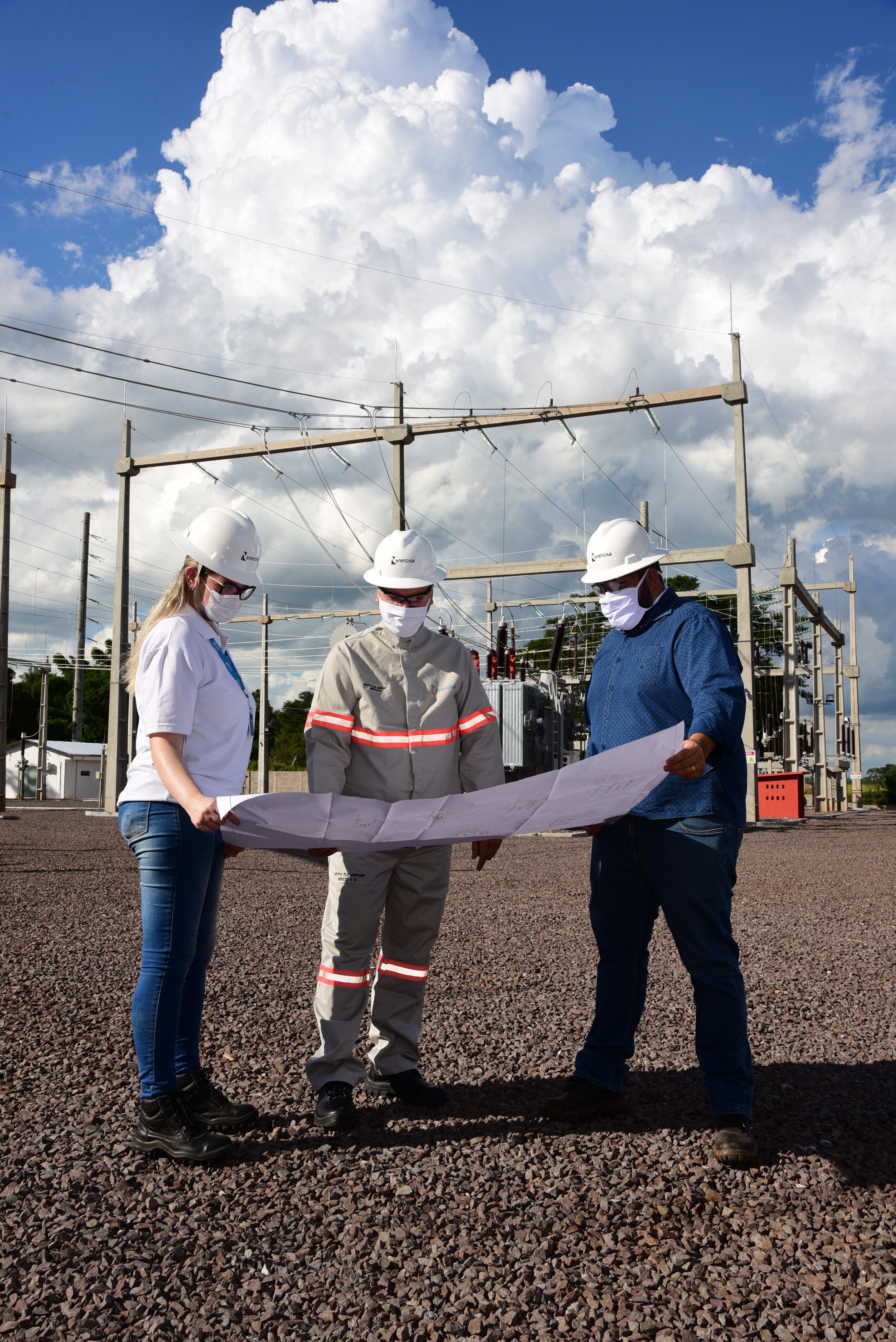 Planejamento da distribuidora contribui para o crescimento e qualidade do fornecimento de energia elétrica para todos os clientes