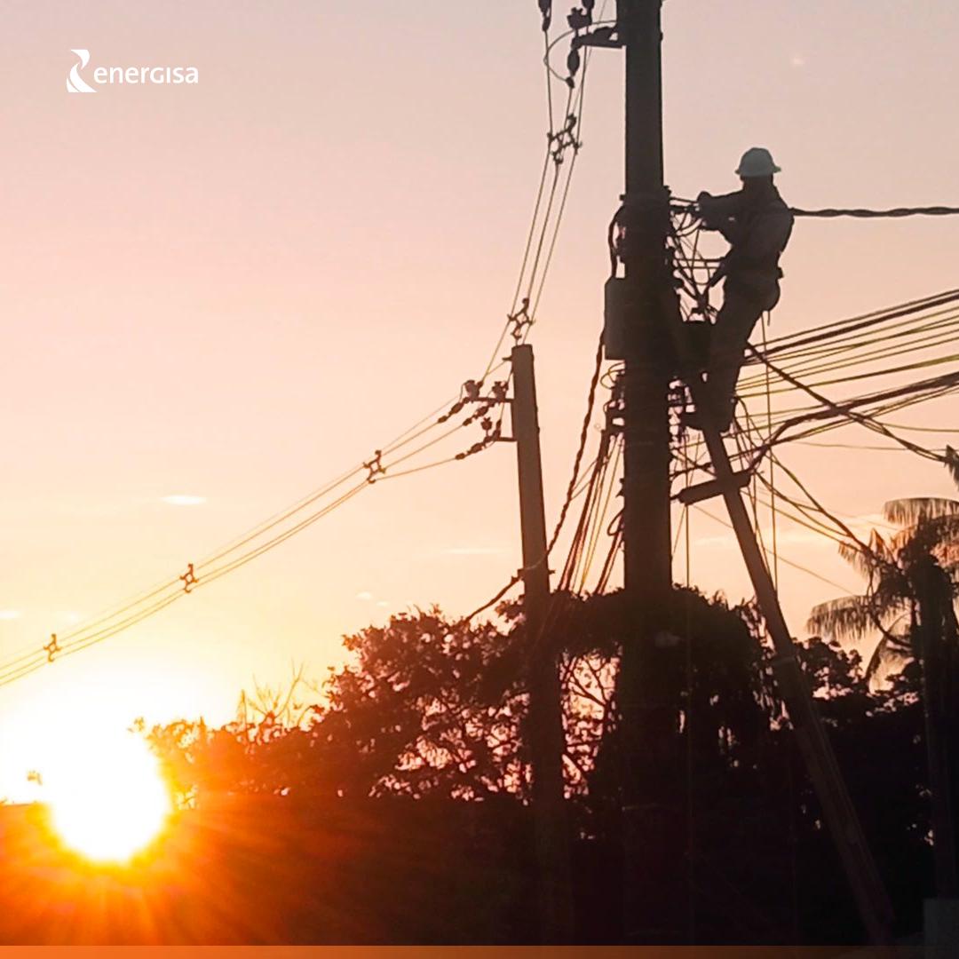 Energisa trabalha para levar energia para vários cantos do país