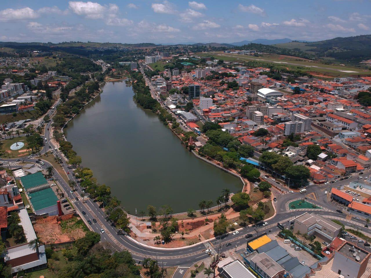 Lago do Taboão - Arquivo SECOM
