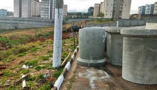 16.08.2021  Iniciadas obras de capacitação de aguas pluviais do bairro Padre Aldo Boline 4